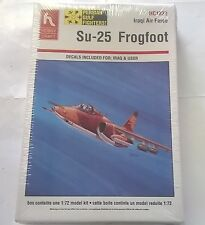 KIT HOBBY CRAFT 1:72 AEREO  SU-25 FROGFOOT IRAQI   ART HC1332