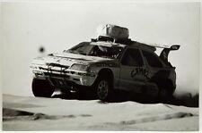 Fotografia Originale - Citroen Camel Trophy cm 11,7 x 17,5