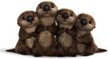 Finding Dory Sea Otters Iron On Transfer Light or Dark Fabrics 5 x 7 Size