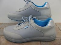 SAS Women Shoes Sporty Silver 8.5 WW Wore Once