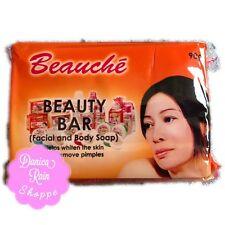 Beauche International Beauty Bar Soap 90 grams Whitening Kojic Australia Seller
