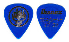 Offspring Clear Blue Ibanez Guitar Pick - 2001 Japan Tour