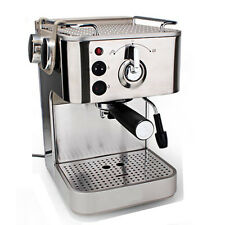 Semi-automatic Italian 19 bar Cappuccino espresso coffee machine maker home