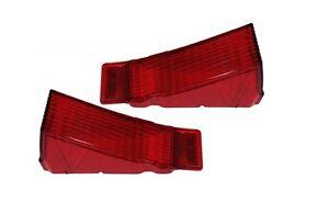 For 1968 Chevrolet Chevelle Tail Light Assembly Right Passenger Side 26454WS