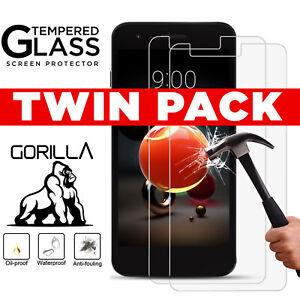 (2 Pack) Tempered Glass Screen Protector For LG G6 G8 K7 K8 K10 Nexus 4 5 V30 K3