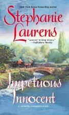 BUY 2 GET 1 FREE Impetuous Innocent by Stephanie Laurens (2003, Paperback)