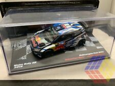 Coche Volkswagen Polo WRC # 1 - S. OGIER - Gales / Wales Rally GB 2016 (1/43) VW