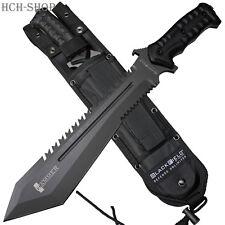 Blackfield machetenmesser con parte dentada de la hoja G10 Ediciones incl.