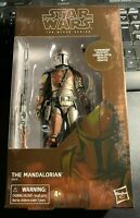 Hasbro Star Wars (The Black Series) The Mandalorian 94 Carbonized Action Figure