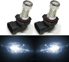 LED 80W 9006 HB4 White 5000K Two Bulbs Head Light Low Beam Replacement Lamp