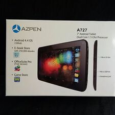 "Azpen A727 7"" Android tablet - New!"