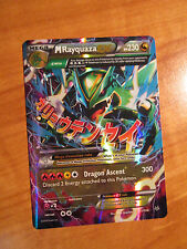 NM MEGA Pokemon M RAYQUAZA EX Card ROARING SKIES Set 61/108 XY X Y Ultra Rare