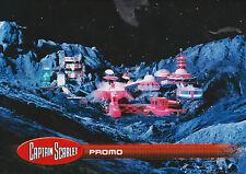 Captain Scarlet Trading Cards Promo Card CP3