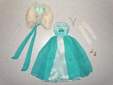 Barbie:  VINTAGE Complete DEBUTANTE BALL Outfit!