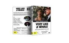 VERY LIKE A WHALE | Alan Bates Gemma Jones [1980] DVD *John Osborne*