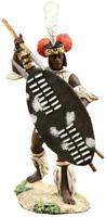 Britains 20112 Zulu uMbonambi Defending No 1 1:30 Scale