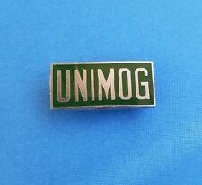 Unimog - Anstecknadel - Emaille