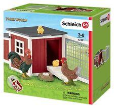 Schleich Farm World 42421 Hühnerstall
