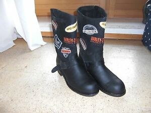 Harley Davidson Stiefel Boots NEU