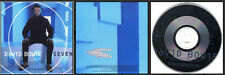 David BOWIESeven PROMO 4-Track CARD SLEEVECD SINGLEVirgin– SEVENDPRO12000