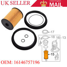 Fuel Filter & O Rings Kit Fit For BMW MINI COOPER ONE R50 R52 R53 ADB112303 UK