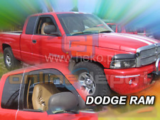 Wind Deflectors DODGE RAM 2/4-doors 91-02 2-pc HEKO Tinted