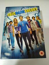 BIG BANG THEORY SEASONS 1-6 COMPLETE TV SERIE DVD ENGLISH
