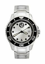 NRL Parramatta Eels All Stainless Steel Gents Watch FREE SHIPPING