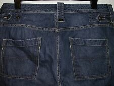 Diesel Gualbon Relaxed Fit Jeans 008XR W34 L32 (3903)