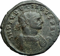 AURELIAN Authentic Ancient Genuine Original 272AD Roman Coin JUPITER i79339