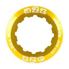 Aleación Casete Anillo de bloqueo para Shimano/SRAM 326 ORO piñones bicicleta