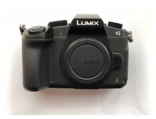 Panasonic mirrorless SLR single lens reflex G8 16 million pixel black DMC-G8-K