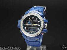 GWN-1000-2 Blue G-Shock Gulfmaster Tough Solar Atomic Multiband 6 Watch New
