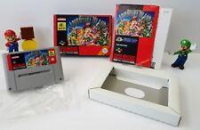Super Nintendo SNES Spiel - Super Adventure Island + Anleitung + OVP - CIB