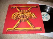 THE COMMODORES- HEROES VINYL ALBUM