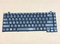 Clevo M54N M54V M55N M55G Laptop Keyboard w// Cable P//N MP-03086E0-430L Spanish