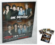 One Direction FOUR 2014 Taiwan Special CD w/BOX +4 Postcards (12-trk)