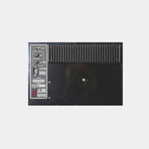 REDGUM RGSW8 Plate Amplifier Subwoofers Home Theatre Audio
