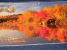 Post card Ontario Canada in the fall Pre paid Card (90)