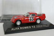 Ixo Presse Rallye 1/43 - Alfa Romeo TZ Coupe des Alpes 1964