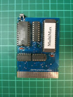 MultiMax 35 in 1 Ultimate Cartridge for Commodore 64/128/MAX MACHINE/C64/C128