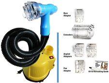 New Robocut Hair Clipper Cutter Cut Haircutter Family DOG-Pet W/Built In Vacuum