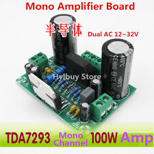 TDA7293 85w Audio Hifi Mono Channel Amp Amplifier Board Module upgrade TDA7294