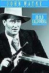In Old California (DVD, 1942)  John Wayne Collection  MINT