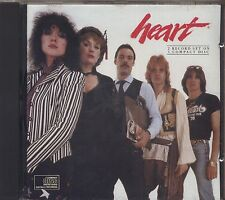HEART - Greatest hits 2 RECORD SET ON 1 CD NEAR MINT CONDITION