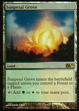 Sunpetal Grove FOIL | NM | M11 | Magic MTG