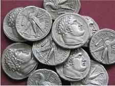 ROMAN JUDEAN PHOENICIA BIBLICAL SHEKEL TETRADRACHM JUDAS  COIN;