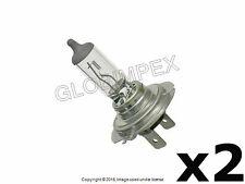 VW (1998+) Audi (1997+) 2 Bulb Halogen H7 Longlife OSRAM-SYLVANIA NEW + Warranty
