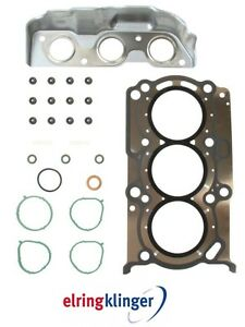 For Smart Fortwo 2008-2015 Engine Cylinder Head Gasket Set Elring 743520 743 520