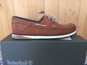 mens timberland boat shoes size 10
